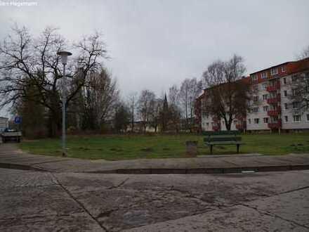 Grundstück im Stadtzentrum von Friedland bei Neubrandenburg - Wollweberstrasse
