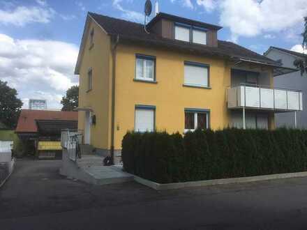 Von Privat: Wohnhaus mit 4 Wohneinheiten in Tübingen-Südstadt