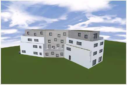 Projektiertes B&B Bodensee - Apartments und Pension