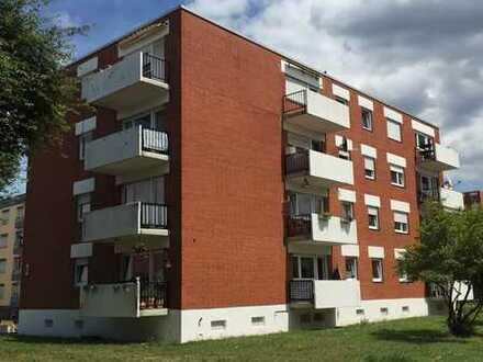 Sanierte 3-ZKB mit Balkon ab 01.06.2021