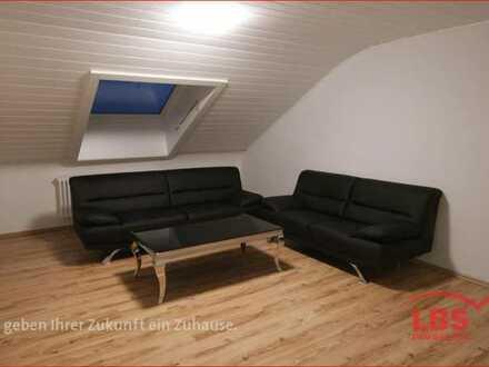 Renovierte DG-Wohnung in ruhiger Lage in Schwetzingen