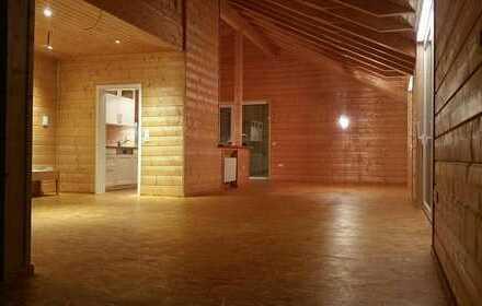 Dein Zimmer im Holzhaus!