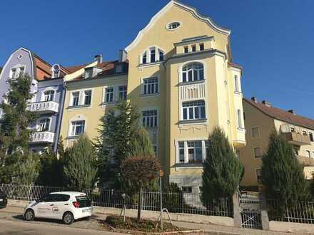 Beste Lage Innenstadt Ansbach in Villenlage mit Blick über die Altstadt!