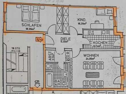 3 Zimmer, Küche, Bad, TG in Klosterlechfeld
