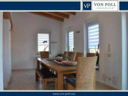 Großzügige Maisonettewohnung mit Einbauküche und Dachterrasse in ruhiger Lage