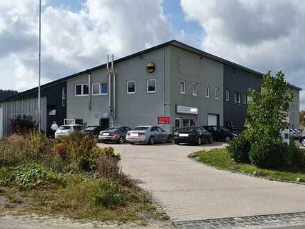 Top Kapitalanlage - Gewerbeimmobilie voll vermietet - Mieteinnahme 131.975,-€ p.a.-ca. 8,00% Rendite