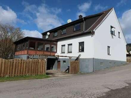 Wohn- und Geschäftshaus m. Wintergarten in Hüllhorst-Schnathorst!