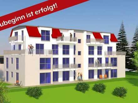 3- oder 4- Zimmer-Wohnung mit schöner Aussicht
