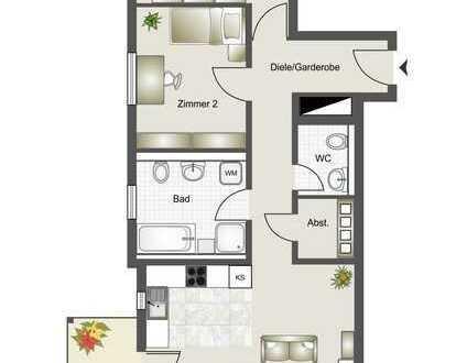 3 1/2 Zimmer, Modern und hell !!!