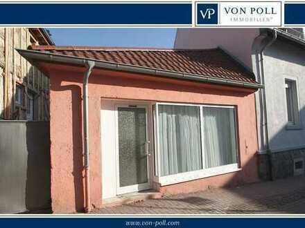 Kleines Häuschen zum Um- und Ausbau in Auerbach!