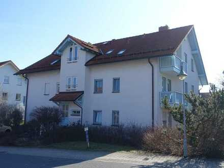Kapitalanleger aufgepasst!!! Helle 2-Zimmerwohnung mit Balkon in idyllischer Lage von Höckendorf