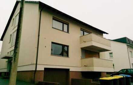 schön ausgestattete 2 ZKB in Hackenheim mit Balkon