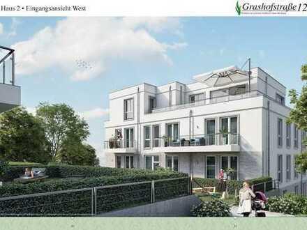 Wohnen in Bredeney - 2.5