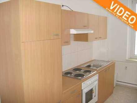 Dachgeschosswohnung - 2 Zimmerwohnung, Einbauküche incl., frei ab 01.03.2019