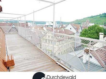 Modernes Wohnen im historischen Stadtkern von Esslingen