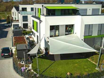 *** Architektur trifft Natur * Ein Wohntraum in familienfreundlicher Ortsrandlage ***
