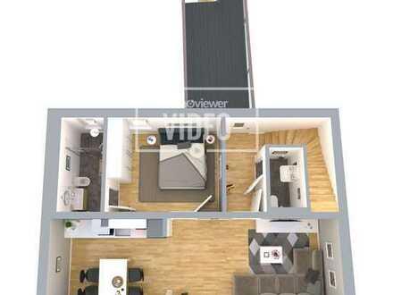 Provisionsfrei!!! neu aufgebaute 4-5 Zimmer Wohnung im Herzen von Viernheim