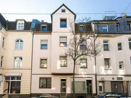 Solides Wohn- und Geschäftshaus in Top-Lage von Opladen
