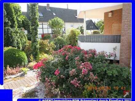 Agent´s Eigentumswohnung mit Balkon und Garten