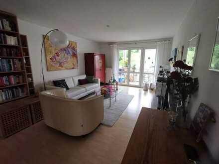 3-Zimmer-Wohnung mit Balkon u. TG-Stellplatz