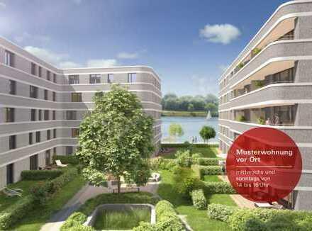 4-Zimmer-Penthouse in der Überseestadt - WE 95