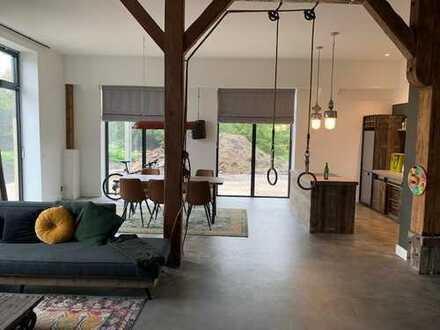 Nur noch 2 Wohnungen verfügbar - Großzügige Mietwohnung im Loft Stil