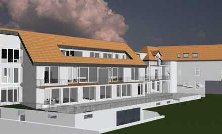 Exklusive Dachgeschosswohnung im Herzen Groß-Umstadts mit großer Südterrasse