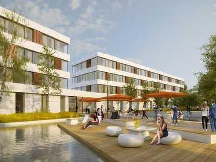 Neubau - CAMPUS Ahrensburg - Büro-, Service-, Austellungsflächen