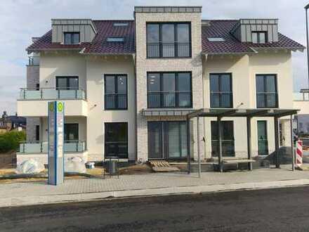 Neubau- exklusive, moderne 4-Zimmer, 2 Balkone, Pkw-Stellplatz