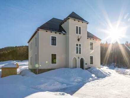 Ihre neue Residenz - traumhaft und historisch ! CHARMANTE Villa in Alleinlage !