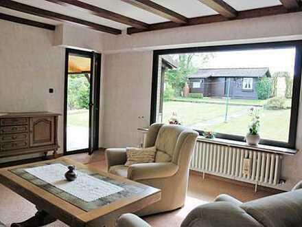 Mehr als eine Wohnung! Kleines Haus mit schönem Süd-Garten sucht neuen Besitzer.