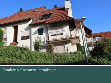 Schönes EFH in guter Lage * 6 Zimmer + Hobbyraum * EBK * Terrasse/Balkone/Garten * Garage *