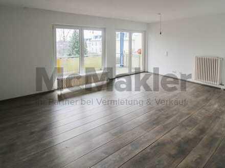 Ideal für Ruhesuchende: Renovierte 2-Zi.-ETW mit Süd-Balkon in grüner Wohnlage in Chemnitz-Ebersdorf