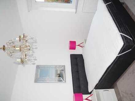modernes komplett möbliertes WG-Zimmer in Stuttgart-West