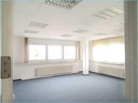 MAINZ-Weisenau moderne Büroetage ~385 m² /1. OG inkl. Pantryküche, Dachterrasse, Stellplätze