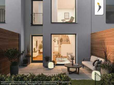 Bestens für Paare: Komfortables Stadthaus mit 3 Zimmern und Tiefgarage im schönen Weißensee