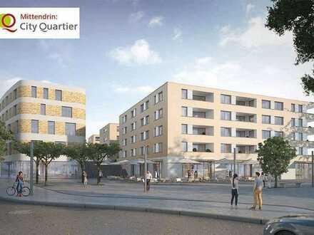 Sonnige exklusive 4-Zimmer-Wohnung mit EBK im Herz von Böblingen