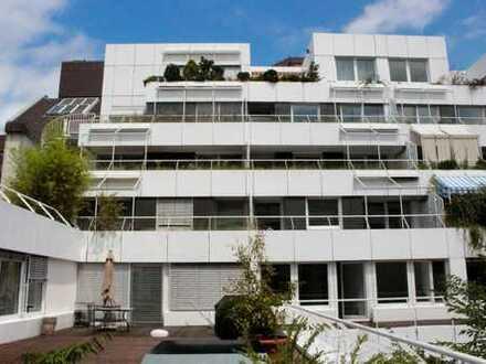 City-Leben am Mannheimer Wahrzeichen: 2 ZKB mit kleiner Abstelzimmer nahe Wasserturm