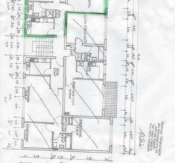Essen, 2 1/2 Raum Wohnung Nähe City, Universität, FOM, VWA