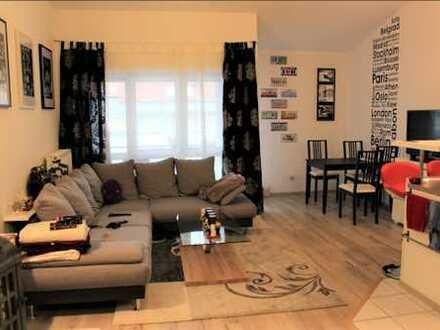 Helle sonnige 2,5 Zimmer Maisonette Wohnung 54m² plus Galerie zentral in Renningen - von privat