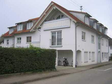 Helle Dachgeschosswohnung in Babenhausen!