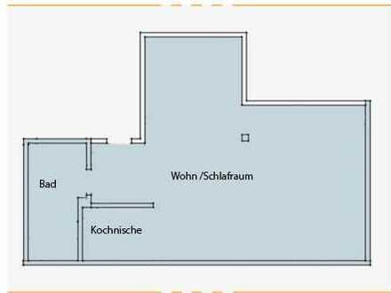 1-Zimmer-EG-Wohnung 25 qm in Wernau (Neckar)
