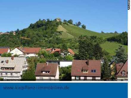 Fernblick-2-Zimmer-Wohnung in Untertürkheim