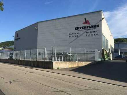 Vermietung einer Lagerhalle / eines Produktionsgebäudes