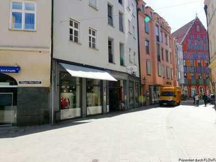Attraktive Ladenfläche in der Maxpassage Augsburg