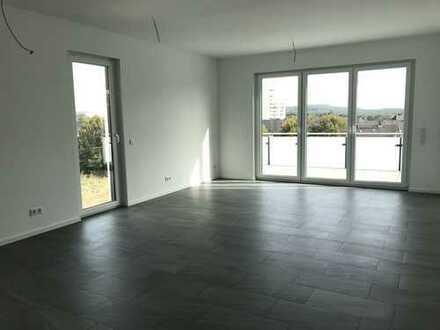 Hochwertige 3 Zimmer-Wohnung - Blick über Schiffenberg!