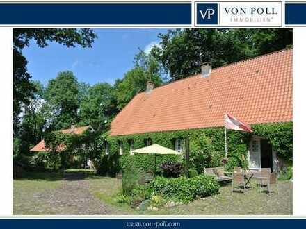 Liebhaberstück - gutshofähnliches Traumhaus