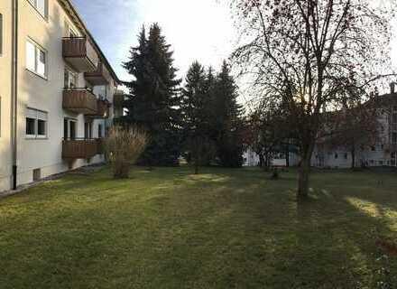 Gepflegte 3-Zimmer-Wohnung mit Blick ins Grüne
