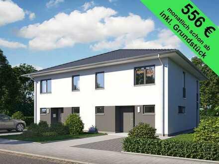 Ein komplettes Haus für den Preis einer Wohnung - gefördert nach LWOFG Rheinland-Pfalz