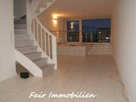 * CITY-SCHLACHTE   Elegante 3-Zimmer Whg. über 2 Etagen mit Weserblick
